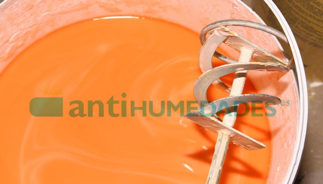 Disolvente de Sopgal especial para pintura de poliuretano
