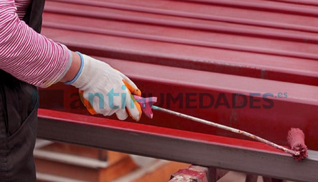 Imprimación para metales de secado rápido