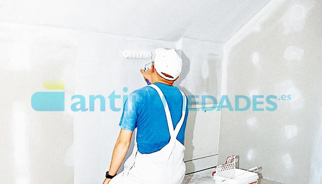 Imprimación fijadora Sopgal para exteriores e interiores