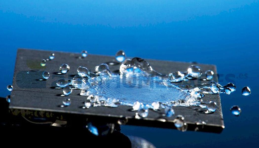 Hidrófugo Ultra Ever Dry repele toda clase de líquidos en todo tipo de superficies