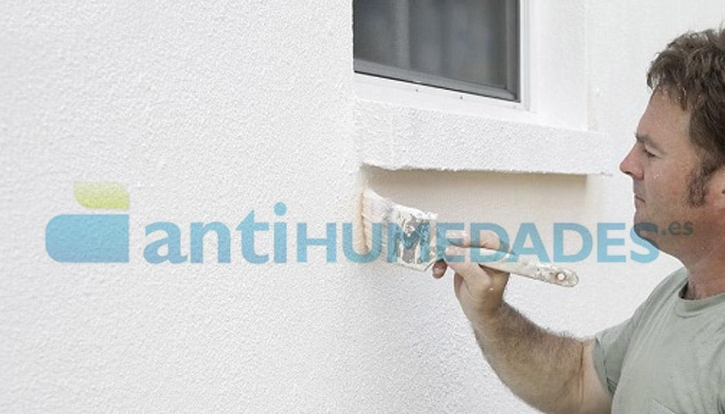 Pintura térmica Sopgal para exteriores