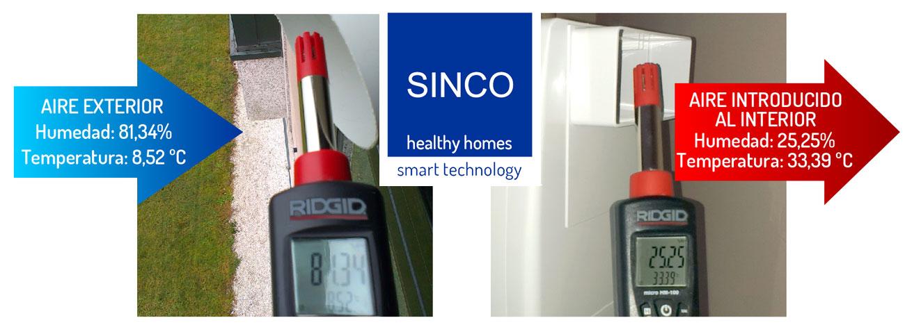 Elimina la condensacion con el sistema de ventilacion forzada
